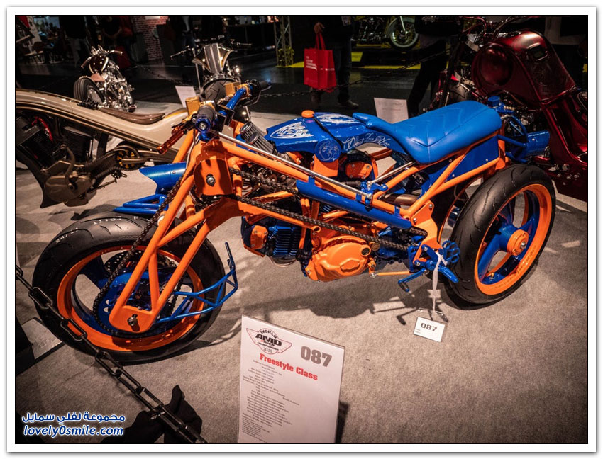 الدراجات النارية الأكثر جمالا في العالم