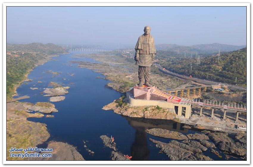 أطول تمثال في العالم