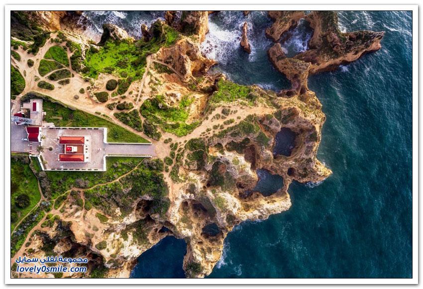 صور لطائرة بدون طيار لمناظر رائعة حول العالم