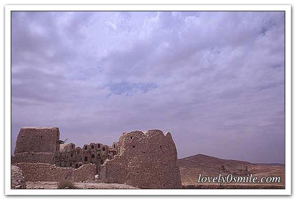 الليبية واحدي المعالم السياحية التي تتميز بها الجماهيرية ويقصدها الكثير
